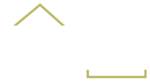 White Design Help Logo