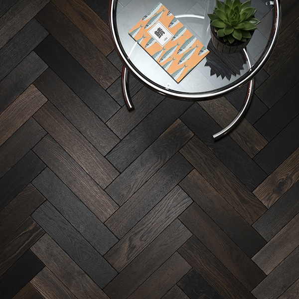 pattern and colour in flooring