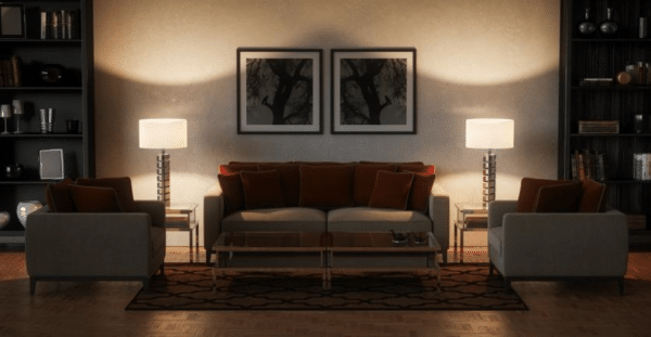 Interior Design Lighting table lamps