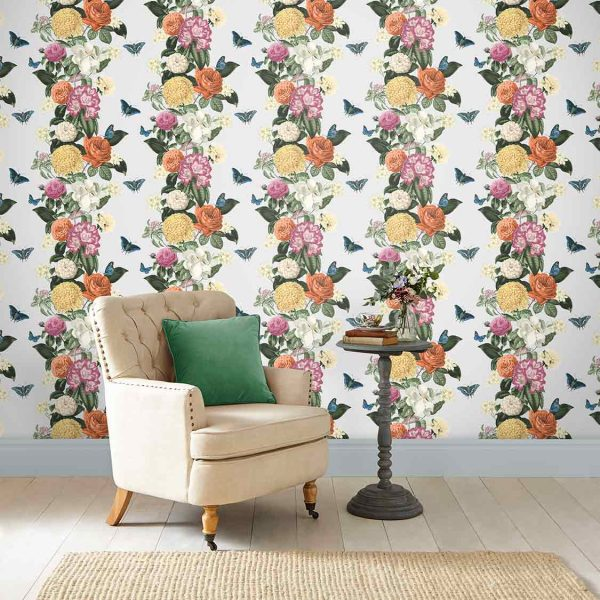 wallpaper for home renovation on a budget