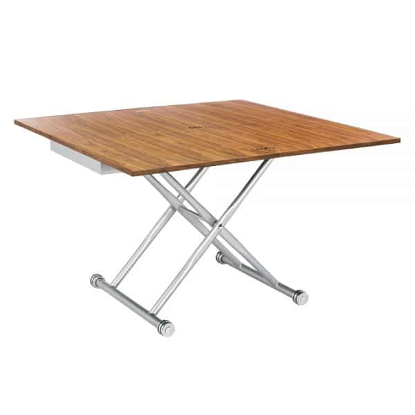 foldable table for extra space
