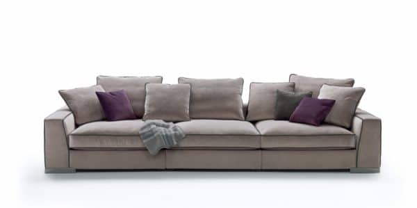 Flexiform Mood Armand Sofa in Magnolia