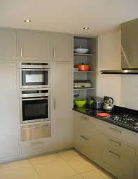 tall corner kitchen units