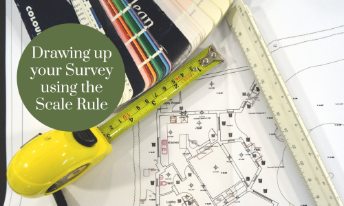 Thumbnail How to draw your survey using the Scale Rule